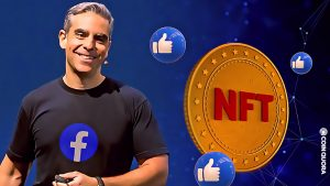 'Definitely Looking' To Get Involved in the NFT Industry, Facebook Says