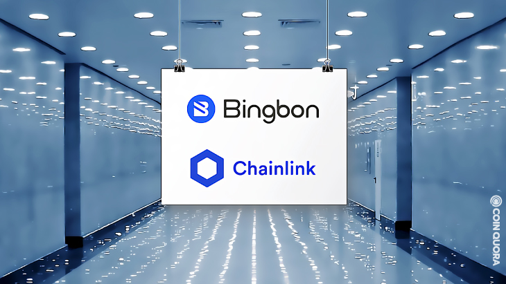 Bingbon Integrates Chainlink Price Feeds for User Convenience