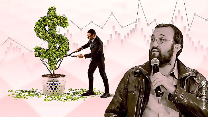 Cardano's CEO Answers Questions, Talks About Lowering Fees