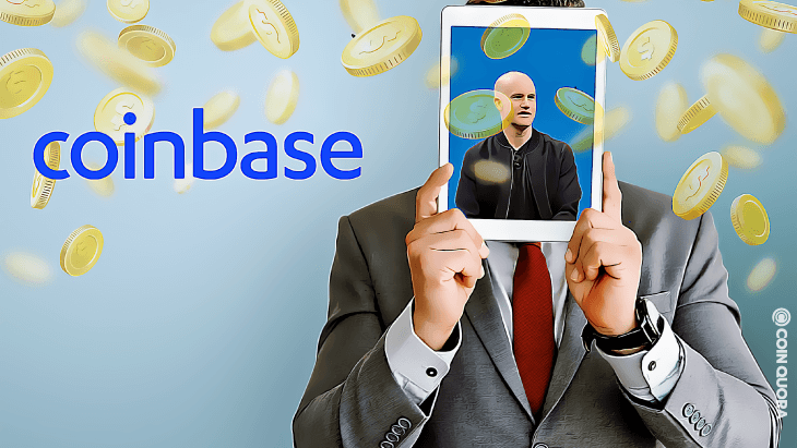 Coinbase CEO Says The Company Is Adding $500M in Crypto To its Balance Sheet