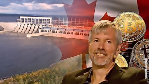 Michael Saylor Says Bitcoin is Hope For Canada