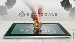 Morgan Stanley Owns More Than 1 Million Grayscale Bitcoin Trust