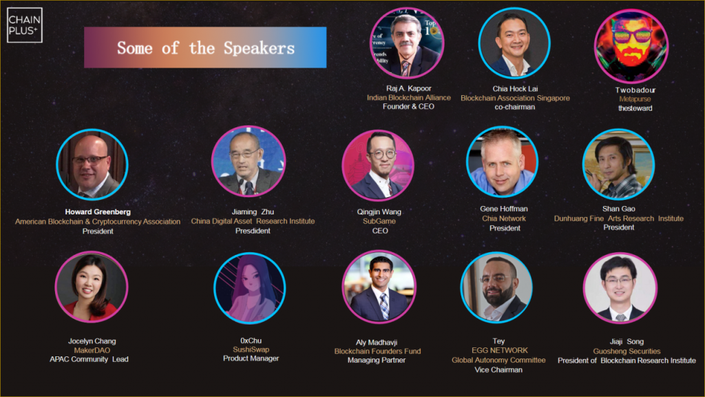 NFT & DeFi Conference and Investment Roadshow 2021