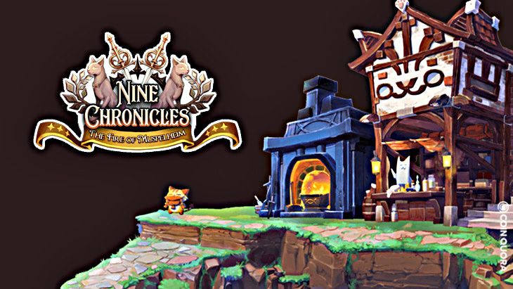Nine Chronicles Successfully Raised $2.6M in Funds Led by Animoca Brands