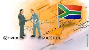 OVEX Partners With Paxful To Bring More Liquidity to the African Crypto Community