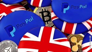 PayPal Launching Crypto Service in the UK