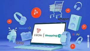 TRON and Shopping.io Come Together to Enable TRX for E-commerce