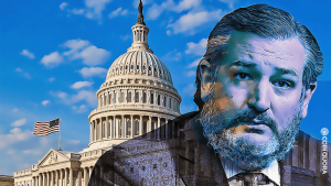 Ted Cruz Tweets Anger After Senate Disagreement Over Crypto