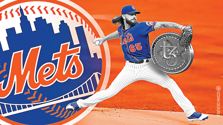Tezos Works With New York Mets for Blockchain