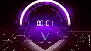 The Countdown to The Block 10,000,000 on Vechain Mainnet Starts