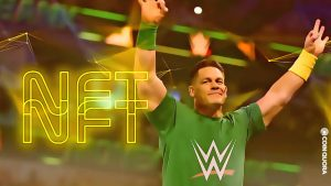 WWE Drops First-Ever John Cena NFTs Leading Into SummerSlam