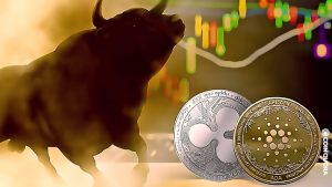 XRP, ADA, and Other Altcoins Show Positive Bullish Signs