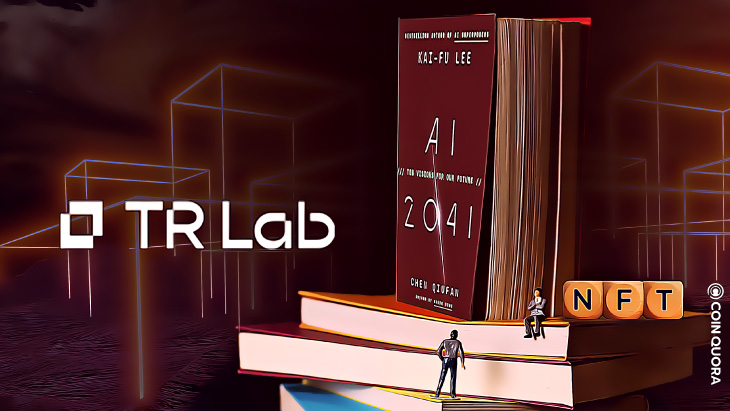 Artificial Intelligence Inspires TR Lab's Latest NFTs