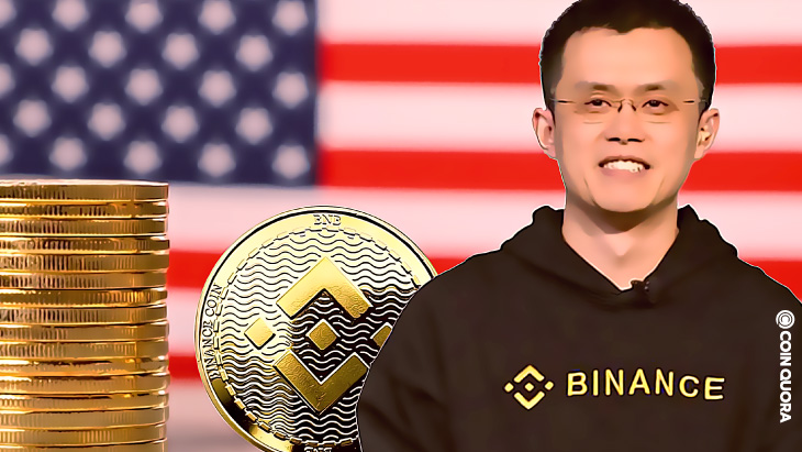Binance CEO Says Binance.US Will Have An IPO In 3 Years