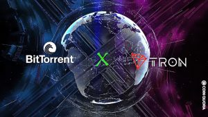 TRON and BitTorrent Are Launching BitTorrent Chain