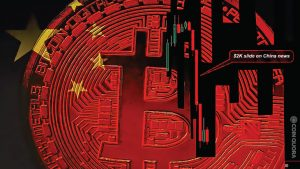 Bitcoin Drops as China Declares Crypto-Businesses Illegal