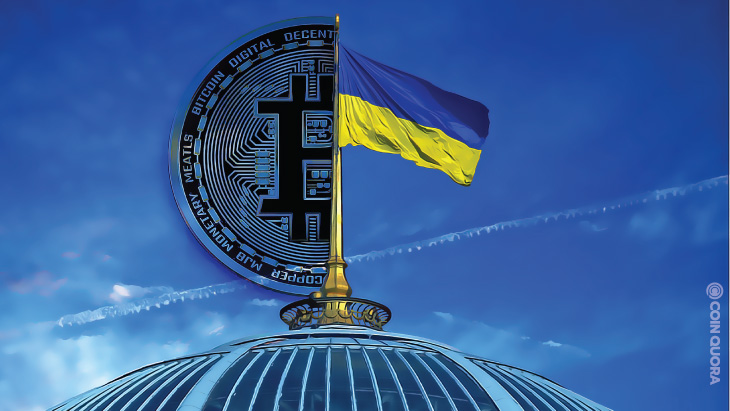 Bitcoin Legalized in Ukraine, the Latest Country To Adopt Crypto
