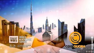 CoinQuora Hailed As Official Media Partner For World Blockchain Summit