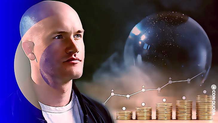 Coinbase CEO Starts Fiat-Backed Stablecoin Inflation Discussion