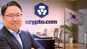 Crypto.com Appoints Former Country Manager of Visa Korea as New General Manager