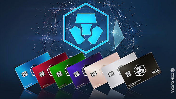 Crypto.com to Issue New Card to Its Canada Users Amid Suspicious Fraud