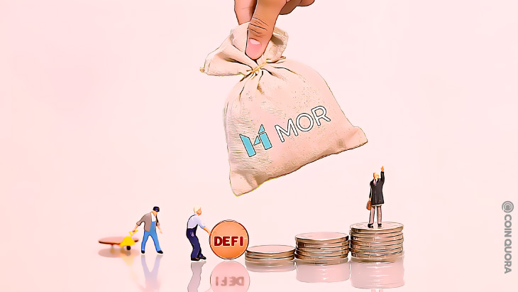 DeFi Lending With MOR is Finally Working For Traders and Borrowers