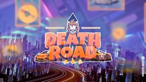 DeathRoad: The Next Generation Racing Game Bridging the NFT and Metaverse Gap
