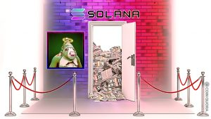 First Million-Dollar NFT Sale for Solana, and It's for a Degenerate Ape