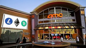 Largest US Movie Theatre AMC Accepts ETH, LTC, and BCH as Payments
