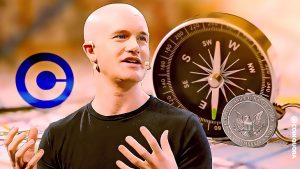 Coinbase CEO Calls Out the SEC for Its 'Sketchy' Behavior