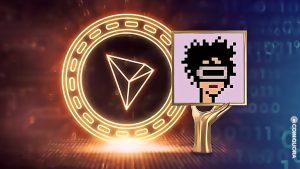 TRON's Tpunk #2555 Sells for 555555 TRX, Roughly Over $57K