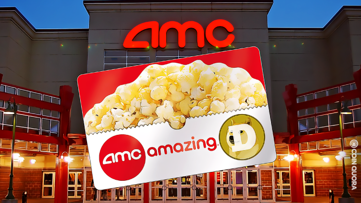 AMC Now Accepts Dogecoin Payment For Digital Gift Cards