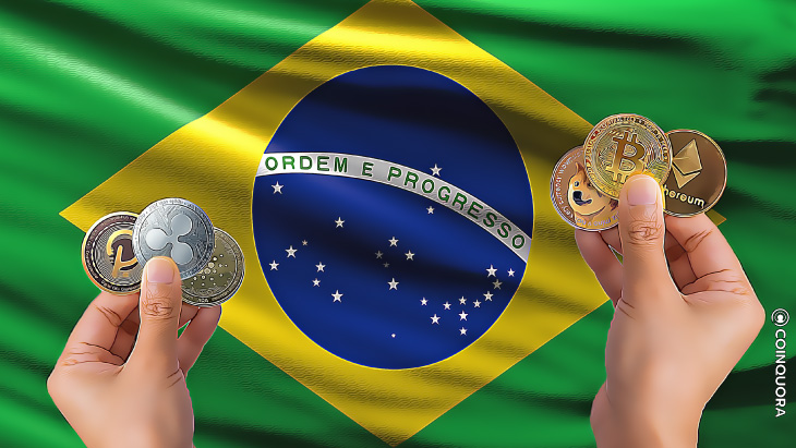 Brazil Residents Have Purchased Over $4B Worth of Crypto This Year