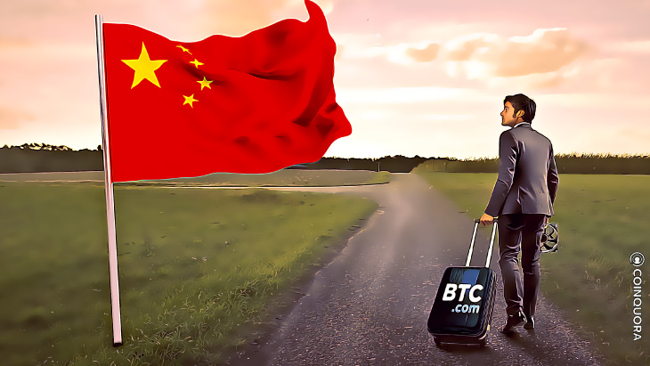 Crypto Services in China