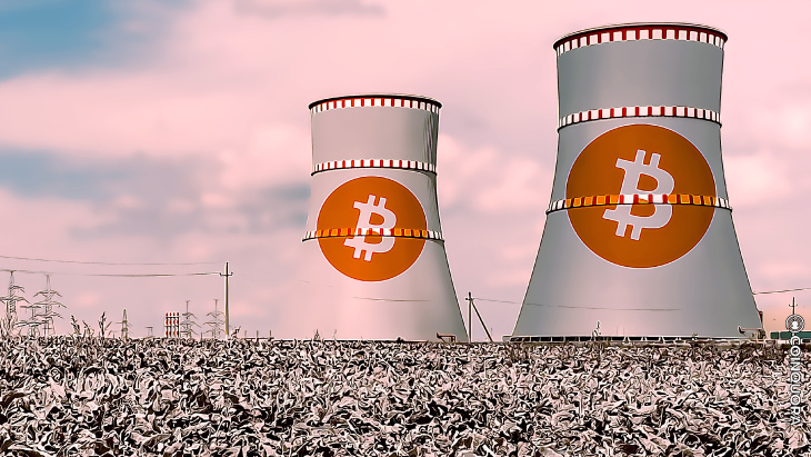 Environmentalists See Bitcoin Mining Power Plant as a Climate Threat