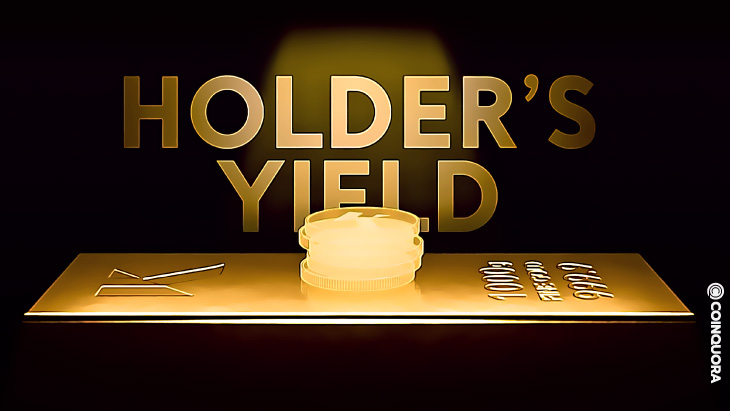 Gold Investing Reinvented with First Ever Yield