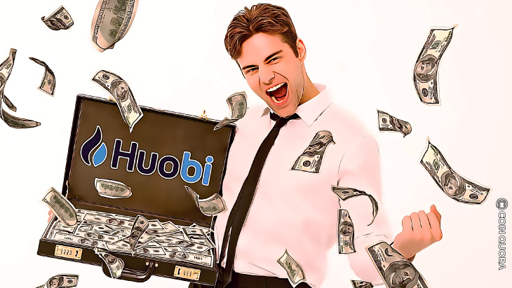 Huobi Global Offers $170 Sign-up Bonus for New Users
