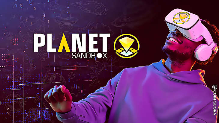 PlanetSandbox Is a Virtual World Where the Only Limits Are Your Imagination