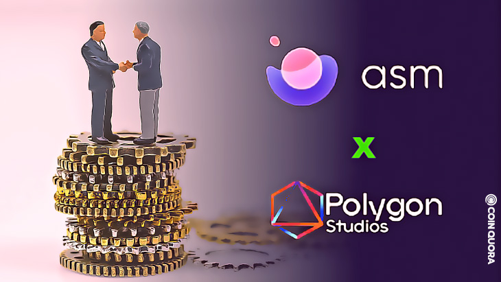 Polygon Studios Partners With ASM to Open New Realm of Possibilities