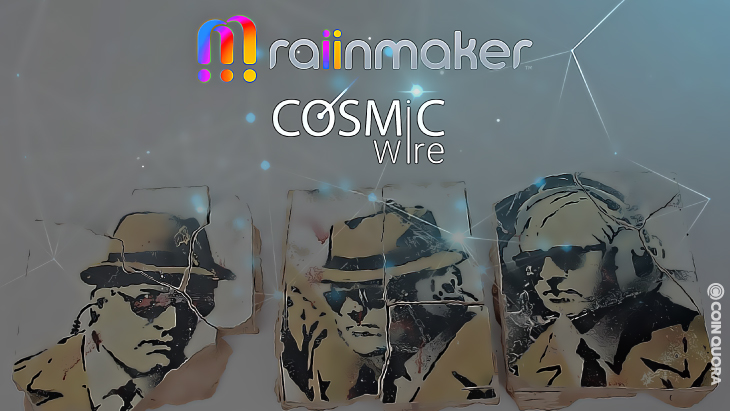 Raiinmaker and Cosmic Wire Support Climate Charities With Bansky NFTs